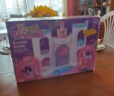 Vintage Playskool Krystal Princess Kastle MiB Sealed Contents 1992