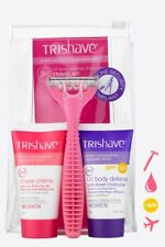 TriShave Travel Kit - Women