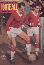 Charles Buchan's Football Monthly Magazine - July 1962