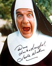 Leslie Nielsen ++ Autogramm ++ Scary Movie  ++ Die nackte Kanone