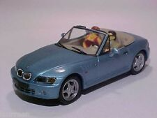 4 INCH BMW Z3 1995 Universal Hobbies 1/43 Diecast Mint Loose