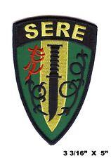 Navy SERE Patch - USMC - SEALS - Special Warfare - NAVY Aviation - POW-MIA - BUD
