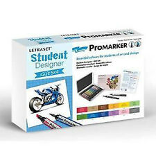 LETRASET Promarker Cadeau Set-designer étudiant