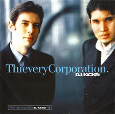 DJ KICKS =Thievery Corporation= Jazzanova/Da Lata/Matos..= DUB NU JAZZ DOWNTEMPO