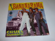 "BANANARAMA - Cruel Summer - 1983 UK 7"" vinyl single"
