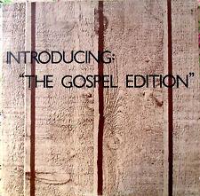 Introducing The Gospel Edition LP Album Garland TX