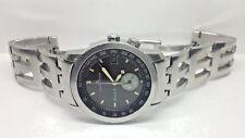 Vintage Baume & Mercier Formula S Stainless Steel Watch MV04F007 **NO RESERVE**