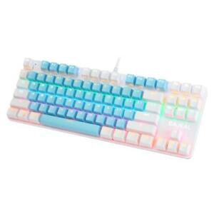 Desktop USB Wired Mechanical Gaming Keyboard LED Backlit    Keys Layout