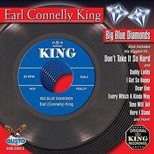 Earl King - Big Blue Diamonds [New CD]