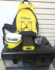 Trimble DGPS GPS Receiver V1.52 P/N 38073-11 W/Antenna and case