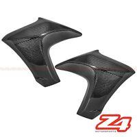 2012-2016 ER-6N Front Side Radiator Cover Panel Fairing Cowling Carbon Fiber