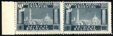 Corpo Polacco 1946 n. 7 varietà dimensioni diverse (m754)
