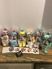 New Britney Spears & All NSYNC POP Stars Bean Bag Bears & Tattoos & Nail Art