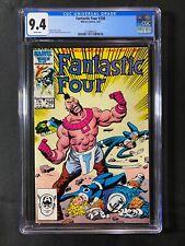 Fantastic Four #298 CGC 9.4 (1987)