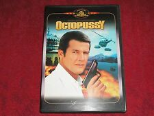 DVD JAMES BOND 007 / Octopussy - ROGER MOORE / Comme NEUF !!!