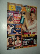 BRAVO POLONAIS 99/19 (2/7/99) WHITNEY HOUSTON BRITNEY SPEARS RAMMSTEIN  W SMITH