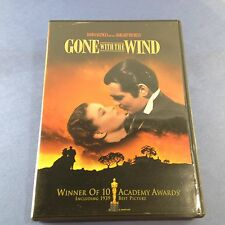Gone With the Wind (DVD/1998) Clark Gable/Viven Leigh/Leslie Howard/de Havilland