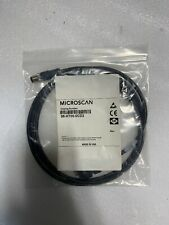 MICROSCAN 98-HT00-0CD2 VS-1 Serial Communication Cable, M12-to-DB9, 2 meters