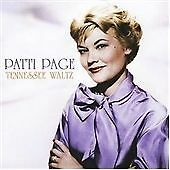 Patti Page- Tennessee Waltz CD - 205 Near mint condition