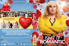 Isn't It Romantic (2019 DVD)