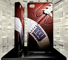 Coque rigide pour iPhone 4 4S New York Giants NFL Team 03