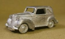00/4mm  1:76 JOHN DAY WHITE METAL KIT, HILLMAN MINX PHASE I DHC 1939-1947