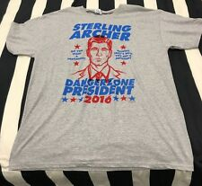 Archer TV Show Tshirt [Loot Crate Exclusive New Unisex Size L]