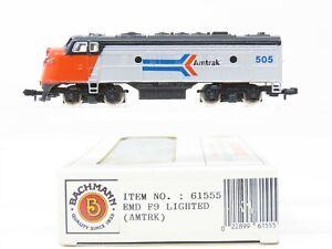N Scale Bachmann 61555 AMTK Amtrak Railroad F9A Diesel Locomotive #505