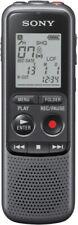 Sony ICD-PX240 digitales Diktiergerät USB MP3 Voice Recorder 32h Laufzeit