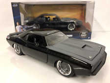 FAST AND FURIOUS lettys PLYMOUTH BARRACUDA 1:24 Escala Jada 97195
