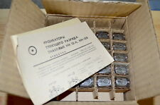 6x IN-12A nixie tubes TESTED from factory box NEW NOS OTK