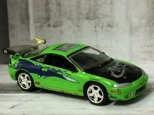 Paul Walker's Fast & Furious Mitsubishi Turbo Eclipse 1/64 Scale Limited Edt P16