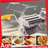 Multifunctional Pasta Maker Noodle Making Machine Dough Cutter Roller w/ Handle