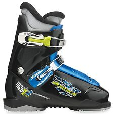 NEW Nordica Fire Arrow Team 2 Ski Boot Youth 165 16.5 MP BLACK BOOTS FIREARROW