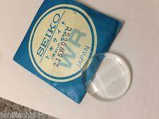 Seiko, 2706-0250, Faceted Crystal, Genuine Seiko Nos