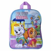 PAW Patrol Kids Character Backpack School Bag Skye Everest Travel Books Lilac