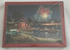 American Spirit George Kovach Bits And Pieces 750 Piece Jigsaw Puzzle Sealed NEW