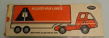 ** Tonka Toys ALLIED VAN LINES SEMI TRUCK MINT IN BOX SPECTACULAR **