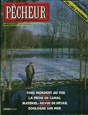 Revue le pêcheur de France No 23 Février 1985