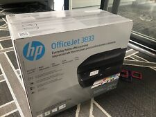 HP OFFICEJET 3833 ALL IN ONE INKJET PRINTER 🌎