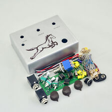 DIY Overdrive pedal All Kit With 1590BB Diecast Aluminum Enclosure Box free ship