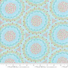Cotton Moda Quilt Fabric Home Sweet Home Sky Blue 20575/15