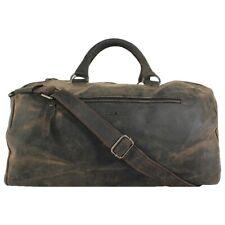 Greenburry Vintage Revival Reisetasche Travel Bag Weekender Rindleder groß 1961