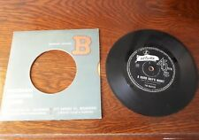 "THE BEATLES - A HARD DAY'S NIGHT - 7"" 45 E.P. VINYL w BATMAN RECORD SLEEVE 1964"