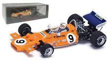 Spark S4293 McLaren M19 #9 4th Monaco GP 1971 - Denny Hulme 1/43 Scale