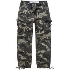 Pantalones de hombre 100% algodón talla 48