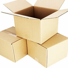 DOUBLE WALL *10 X LARGE Cardboard House Moving Boxes - Removal Packing box