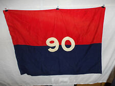 flag267  US Army 90th Infantry Division Flag Pre 1943 WW 2 style