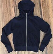 Lululemon Warm Core Hoodie/Jacket/Sweatshirt, 4, Black + Gold, EUC, Scuba