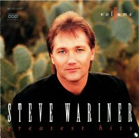 Steve Wariner - Greatest Hits Volume II / 2 (1991)  CD  NEW/SEALED  SPEEDYPOST